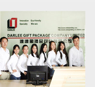 Darlee Gift Package company boxes factory