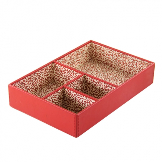 Beauty storage boxes