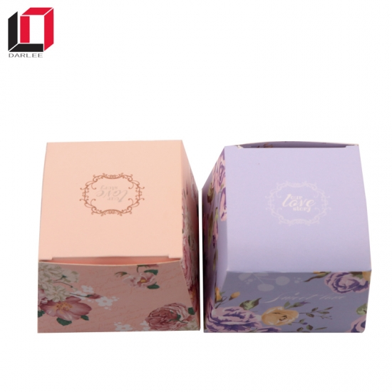 Wedding favor candy boxes